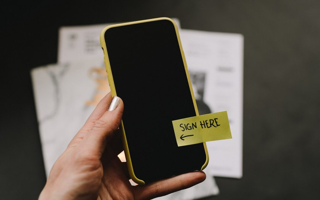 Electronic signatures in Australia – don't get left behind